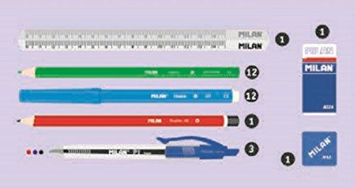 Milán Capsule Mix – Estuche para lápiz, para 31 unidades