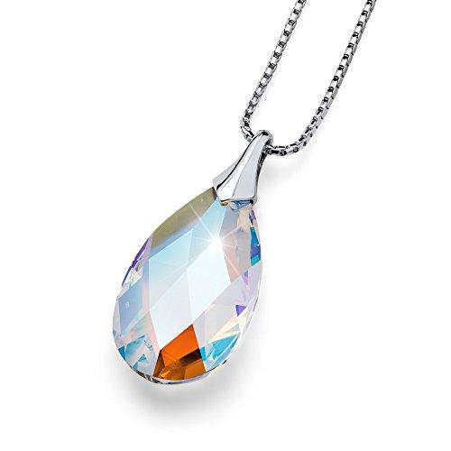 Oliver Weber Pendente Vitality large crystal AB cristalli Swarovski