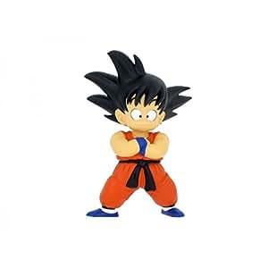 Banpresto - Figurine DBZ Banpresto DX - Son Goku Orange 20cm - 0583215023205