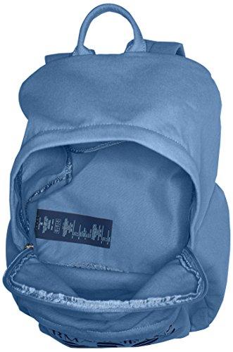 Armani Jeans Herren 9320747p923 Schultertaschen, 16x43x28 cm Blau (BLUETTE 00033)
