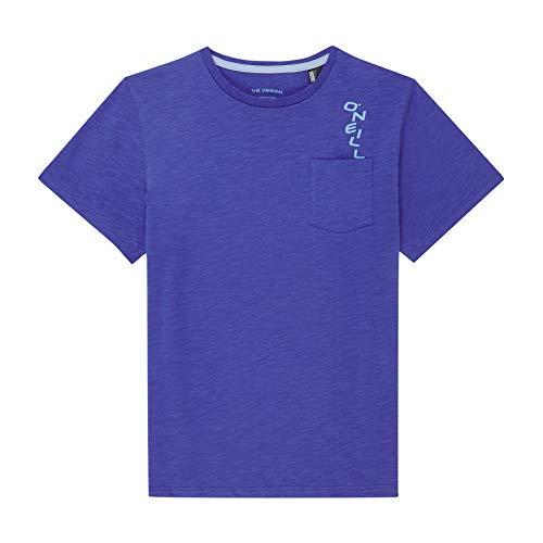 O'Neill Jungen LB Jacks Base Kurzarm T-Shirt, Blau (Dazzling Blue), 176 -
