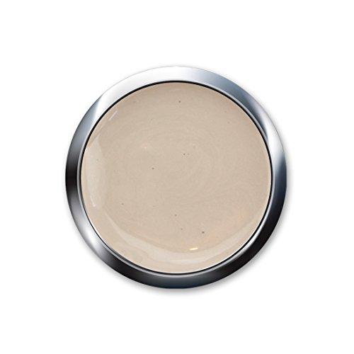 Eigenart Gel UV gels Flux Colour haute définition – Nude White, 5 ml