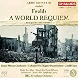 Foulds - A World Requiem
