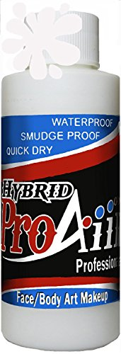 proaiir-waterproof-hybrid-face-and-body-art-paint-white-21oz-60ml-bottle