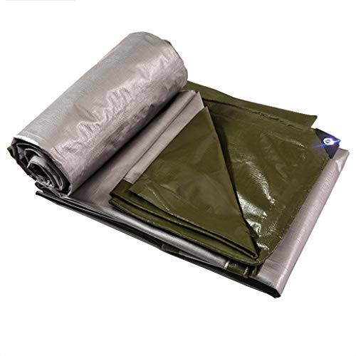 Voiles d'ombrage Bâche imperméable épaisse de Camion de Tissu de Pare-Soleil de Pare-Soleil de Tissu en Plastique de bâche Rollsnownow (Size : 5m*7m)