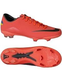 Nike Mercurial Glide FG Ronaldo Soccer Boots - Mango - Youth-3.5Y | 35.5