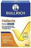 Bullrich Heilerde Pulver hautfein | Hilfe bei Akne, fettiger und unreiner Haut, Cellulite, Muskel- und Gelenkbeschwerden | zur äußeren Anwendung (500 g)