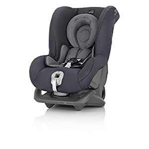 Britax Römer FIRST CLASS PLUS Group 0+/1 (Birth-18kg) Car Seat - Storm Grey Rest & Play Luxury Travel Cot / Playpen Four Mesh Side Panels Allow Ventilation & Easy Viewing Of Your Little One Complete With Handy Carry Bag Complete With Shoulder Handle Straps Or Carry Handle 11