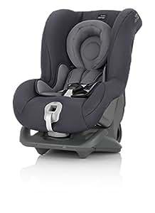 Britax Römer Autositz FIRST CLASS PLUS, Gruppe 0+/1 (Geburt -18 kg), Kollektion 2018, storm grey