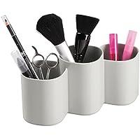 Tazza Trio Organizzatore Cosmetici per Pennelli del