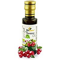 zertifiziertes Bio kaltgepresst Cranberry SAMENÖL 100ml biopurus preisvergleich bei billige-tabletten.eu