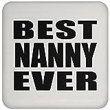 Die besten Thanksgiving-Evers - Best Nanny Ever–Untersetzer, Untersetzer, beste Geschenk für Geburtstag Bewertungen
