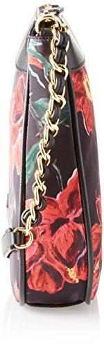 Braccialini Jennifer, Borsa a Tracolla Donna, 5 x 23 x 25 cm (W x H x L) Rosso