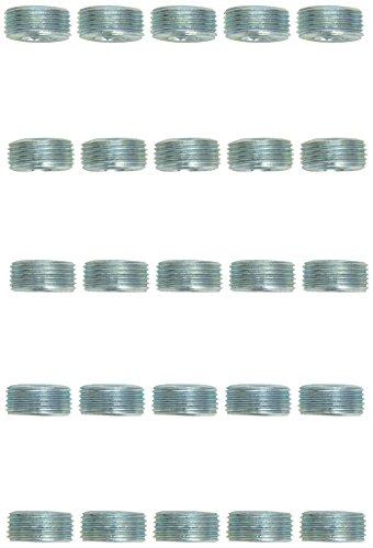 KS tools ölablassschraube innen6kant, m22 x 1,5 mm 10 x 10 mm, lot de 2, 430.2101