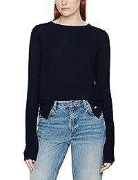 TOM TAILOR Damen Pullover Ottomane Sweater