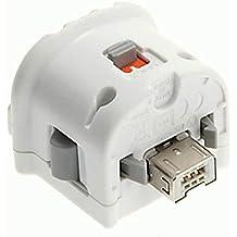 Movimiento Blanco Incrementado Adaptador del Sensor Externo para control Remoto Nintendo Wii