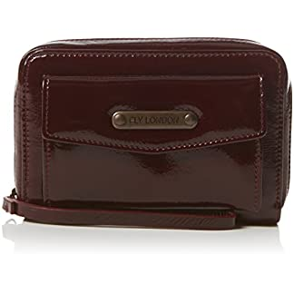 Fly London Womens Peny608fly Wristlet Red (Cordoba Red) 9