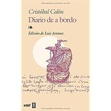 Diario De A Bordo (Biblioteca Edaf nº 295) (Spanish Edition)