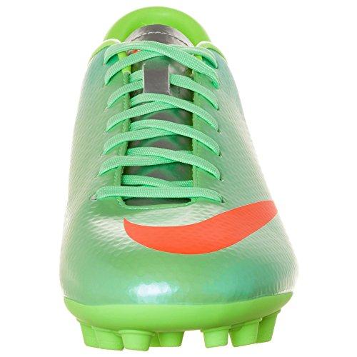 Nike Mercurial Victory IV AG Neo Lime 555608 380 Grün