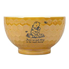 Half Moon Bay Winnie The Pooh Cereal Bowl, Multi-Colour, Single