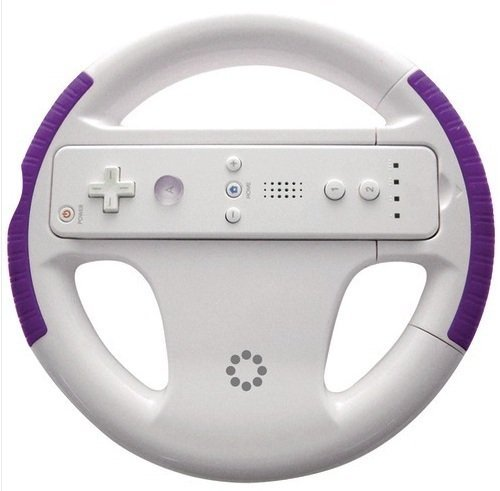 memorex-purple-racing-wheel-for-wii-by-memorex