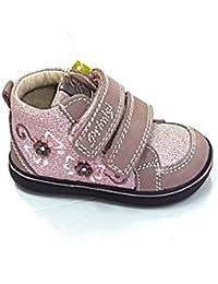PRIMIGI 73161 sneakers scarpe bambina paillettes bianco (31)