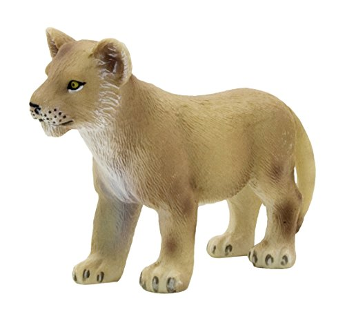 Mgm - 387011 - Figurine Animal - Lionceau Debout Petit Modèle - 6,5 X 4,5 Cm