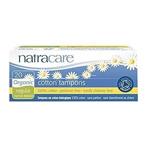 Natracare | Tampons Regular - Organic | 2 x 20