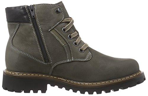 Josef Seibel Chance 07 Herren Combat Boots Grau (vulcano kombi 667)