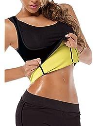 Vorcy Unisex Hot Trimmer Body Shaper G/ürtel Taille Cinchers Taille Bauch Fitness Slimming Sport Girdle