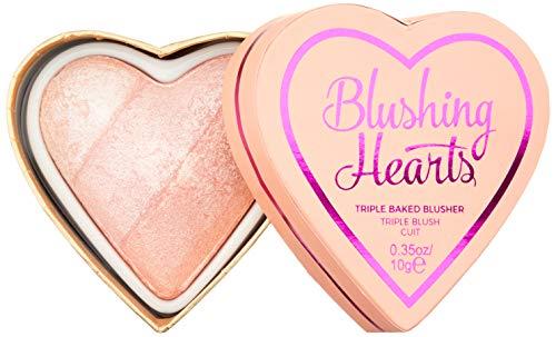 Makeup Revolution I Heart Makeup Blushing Hearts Blush