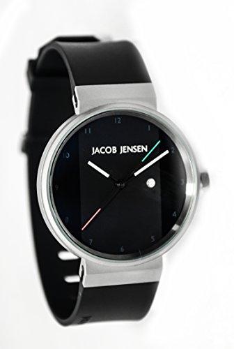 Jacob Jensen Unisex-Armbanduhr Modell 732