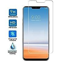 Electrónica Rey Protector de Pantalla para LG G7 THINQ, Cristal Vidrio Templado Premium