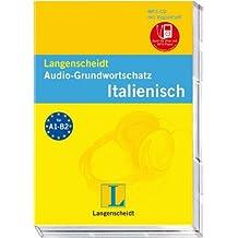 Langenscheidt Audio-Grundwortschatz Italienisch - mp3-CD mit Begleitheft: Deutsch-Italienisch