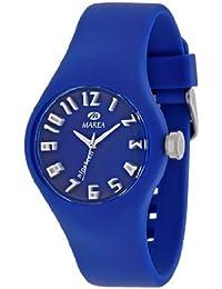 35506-24 de silicona reloj marea, reloj de pulsera para mujer en 3D óptica