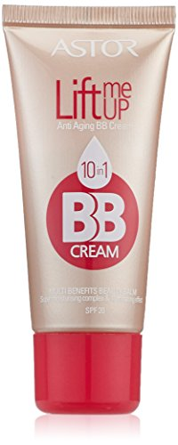 Astor Lift Me Up BB Cream, Farbe 100 Light , 1er Pack (1 x 30 ml)