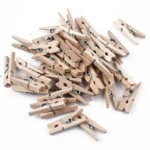 mini pince 224 linge en bois x48 fr cuisine maison