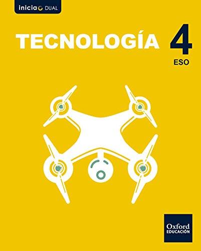 Inicia dual tecnología libro de alumno - 4º eso