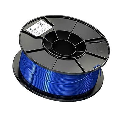 KD Essentials PLA Filament (1,75mm - 1kg Rolle, geeignet für 3D Drucker oder Stift, saubere Wicklung, Vakuumverpackung)