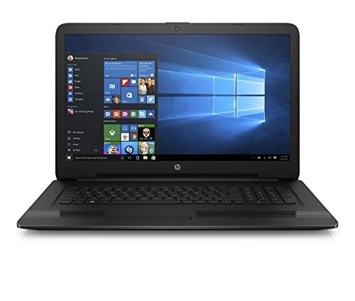 HP 17-x000nf PC Portable 17' Noir (Intel Celeron, 4 Go de RAM, 1 To, Intel HD 400, Windows 10)