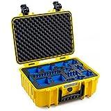 B&W outdoor.cases Typ 4000 mit GoPro Hero 5 Inlay - Das Original
