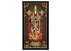Lakshmi Hrudhaya Balaji Photo Frame
