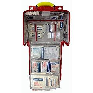 Holthaus Medical PARAMEDIC Wandtasche Erste-Hilfe Verbandtasche Notfalltasche, 17x35x27cm, leer