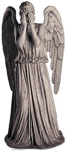 Star Cutouts Pappaufsteller von Weeping Angel Blink Angel
