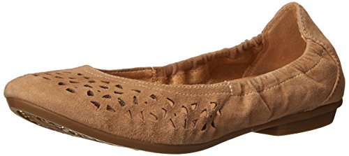 Earth Breeze Daim Chaussure Plate Camel