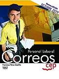 Correos personal laboral test