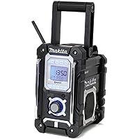 Makita Akku-Baustellenradio 7,2 - 18 V, DMR106B (Schwarz und Blau)