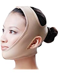 V Face Slim Bandage Skin Care Lift Reduce Double Chin Face Mask Thining belt