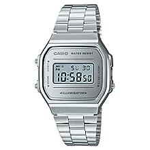 CASIO Unisex Watch A168WEM-7EF