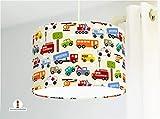 Deckenlampe fürs Kinderzimmer Autos Kinderlampe Babylampe in Beige